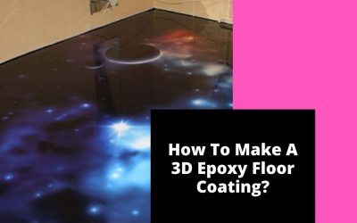 How To Make A 3D Epoxy Floor Coating?